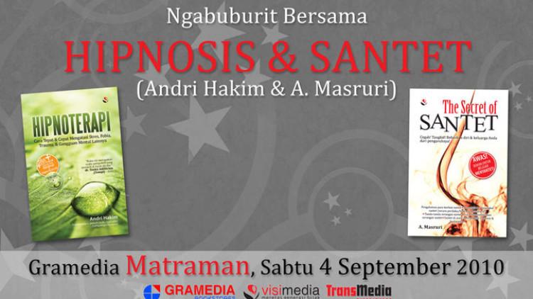 Ngabuburit bersama Hipnosis & Santet