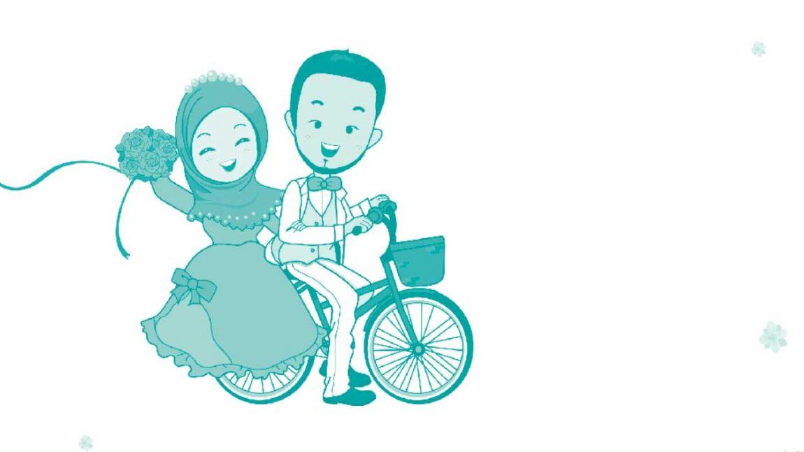 6 Ciri Menikah Secara Islami