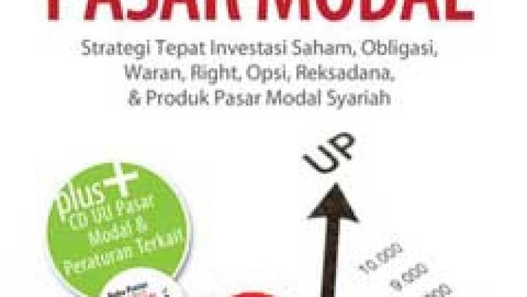 Segera Terbit Buku Pintar Hukum Bisnis Pasar Modal