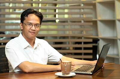 Daniel G. Pratidya