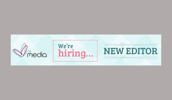 lowongan editor visimedia