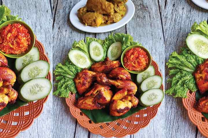 menu ayam goreng daily cooking