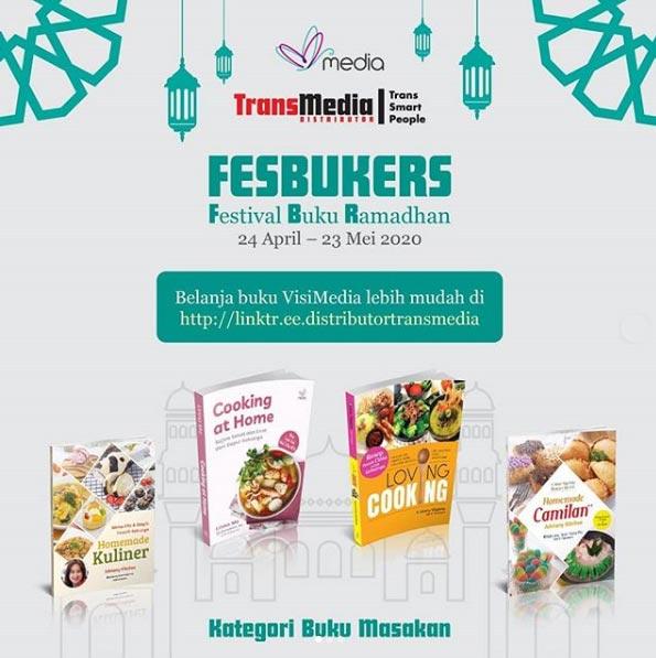 festival buku masakan ramadan